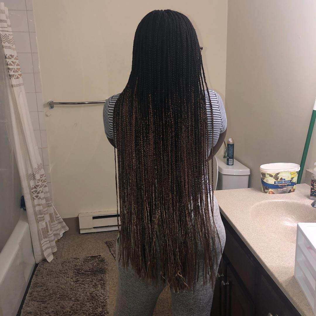 Rebecca Hair