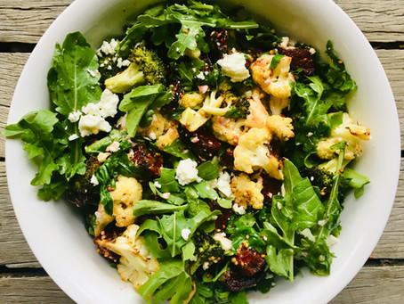 Roast BBC Salad
