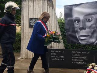 Journée nationale du souvenir des martyrs et des héros de la déportation