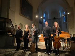 Quel plaisir de retrouver le Festival de Musique Baroque du Jura !