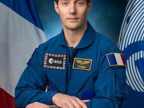 Thomas Pesquet, Jurassien de cœur désigné commandant de bord de la Station spatiale internationale