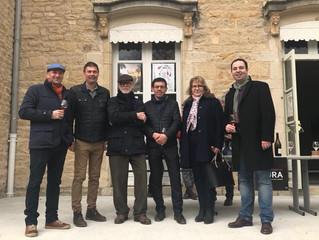 Salon des vins bio du Jura au château de Gevingey