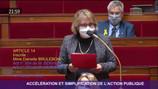 Examen du projet de loi d'accélération et de simplification de l'action publique.