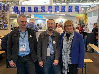 Au Salon International de l'Agriculture, rencontre avec Nicolas Girod, Secrétaire national de la