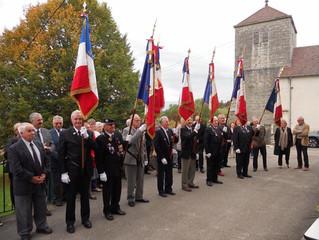 En souvenir de Pierre Bouquerod, enfant du pays, héros de la France libre