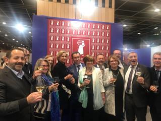 Le Jura au salon des Vignerons indépendants Porte de Versailles à Paris
