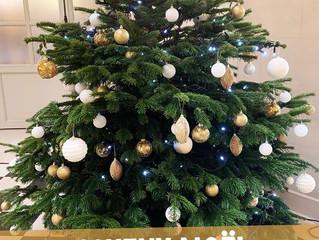 Joyeux Noël et belles fêtes de fin d'année à toutes et à tous !