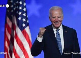 Félicitations à Joe Biden 46ème Président des EtatsUnis