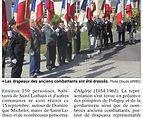 Saint Lothain commemoration esplanade so