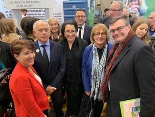 Le Jura en force au Salon International de l'Agriculture 2019