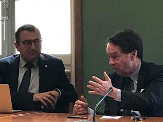 Audition de Jean-Noël JEANNEREY par le groupe presse