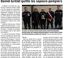 CHAUMERGY DANIEL GRILLET QUITTE LES SAPE