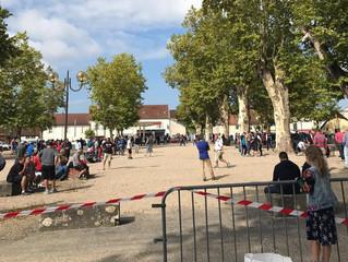 Sport et convivialité estivale ce week-end à Bletterans