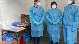 Des tests salivaires pour rompre les chaînes de contamination dans les écoles du Jura