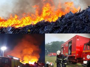 Une proposition de loi « valorisation du volontariat des Sapeurs-pompiers de France »