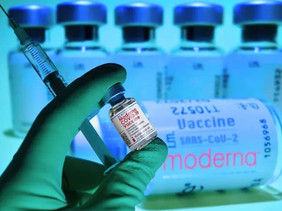 Le Vaccin anti-COVID Moderna arrive dans le Jura