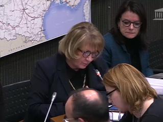 Ma question à Jacqueline Gourault, ministre de la Cohésion des territoires