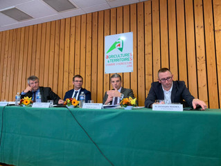 Assemblée générale de la chambre d'agriculture du Jura