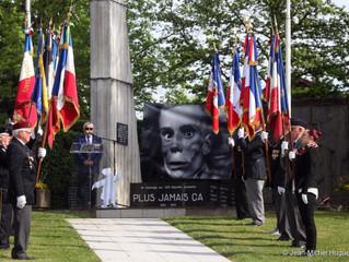 Journée nationale du souvenir et des héros de la déportation