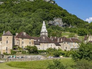 Loto du Patrimoine, 300 000 € pour l'Abbaye Impériale Saint Pierre de Baume-les-Messieurs