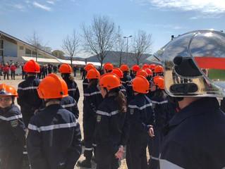 Congrès départemental des Sapeurs Pompiers