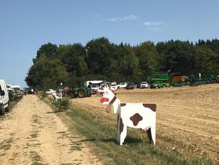 La fête des Jeunes Agriculteurs