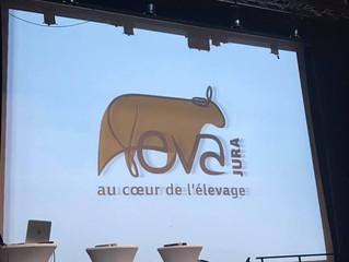 Assemblée générale historique constitutive de EVA, la coopérative au cœur de l'élevage jurassien