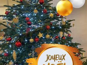 Je vous souhaite à toutes et tous un joyeux Noël !