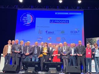 Les trophées des maires du Jura