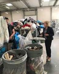 Les associations d'insertion dont l'activité est le tri des déchets ont beaucoup souffert du confine