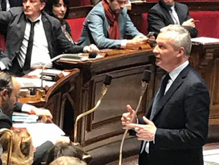Questions d'actualité au Gouvernement : intervention du Ministre Bruno le Maire sur le grand pla