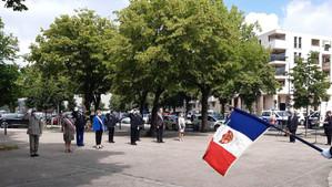 Hommage solennel aux morts pour la France en Indochine
