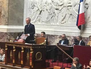 Clôture de la session ordinaire parlementaire
