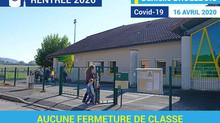 La rentrée 2020 s'annonce favorable aux conditions d'études des écoliers du Jura.