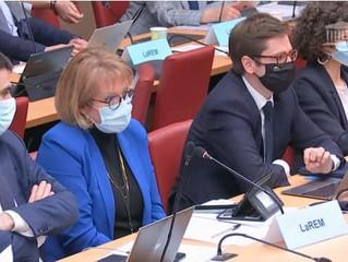 En commission spéciale,  le débat porte sur l'objectif de « zéro artificialisation nette » (ZAN)