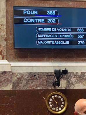 Le projet de loi de Finances pour 2021 a été adopté par l'Assemblée nationale