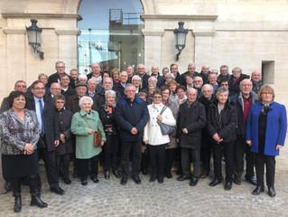 Les anciens maires et adjoints du Jura à l'Assemblée