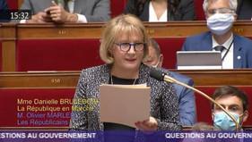 Questions au gouvernement cet après- midi : je rappelle combien il était urgent et important de reva