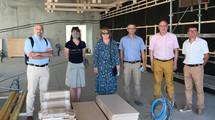 A Poligny au cœur du Jura, un projet d'envergure prend forme, la Maison du Comté