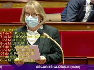 """Projet de loi """"sécurité globale"""""""