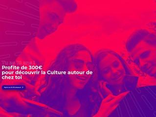 Le Pass Culture est ouvert dans le Jura !