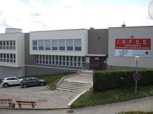 Ils sont admirables, les étudiant(e)s de l'IRFSS Bourgogne Franche Comté de Lons le Saunier