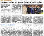 VDJ La tour du Meix - Eglise Saint Chris