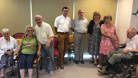 Allocation de solidarité pour personnes âgées pour les résidents en  EHPAD