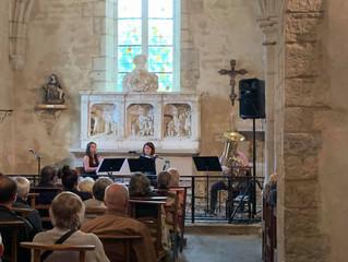 Un magnifique concert à l'église de Poligny