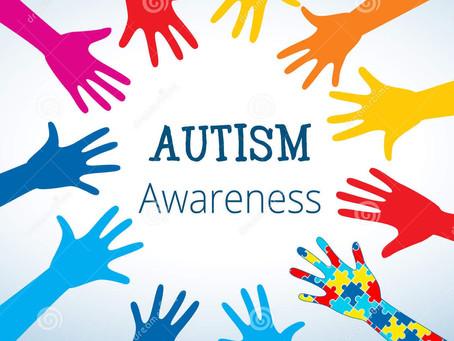 Autism Awareness Week 1-7 April 2019