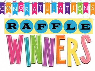 Family Support Raffle Winners Announced!!