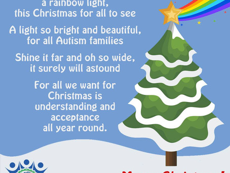 Wishing you all a lovely Merry Christmas