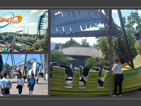 Jemmett Road enjoy an exciting day out at Thorpe Park....