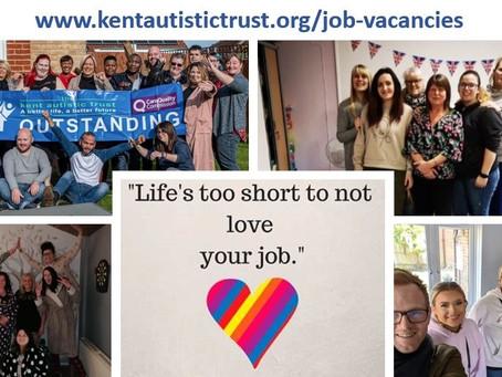 Choose a job you'll love!!